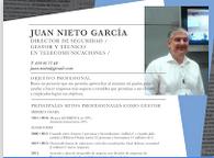Curriculum Vitae Soy Yo para Juan Nieto