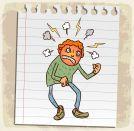43438669-ilustraci-n-de-dibujos-animados-de-rabia-foto-de-archivo